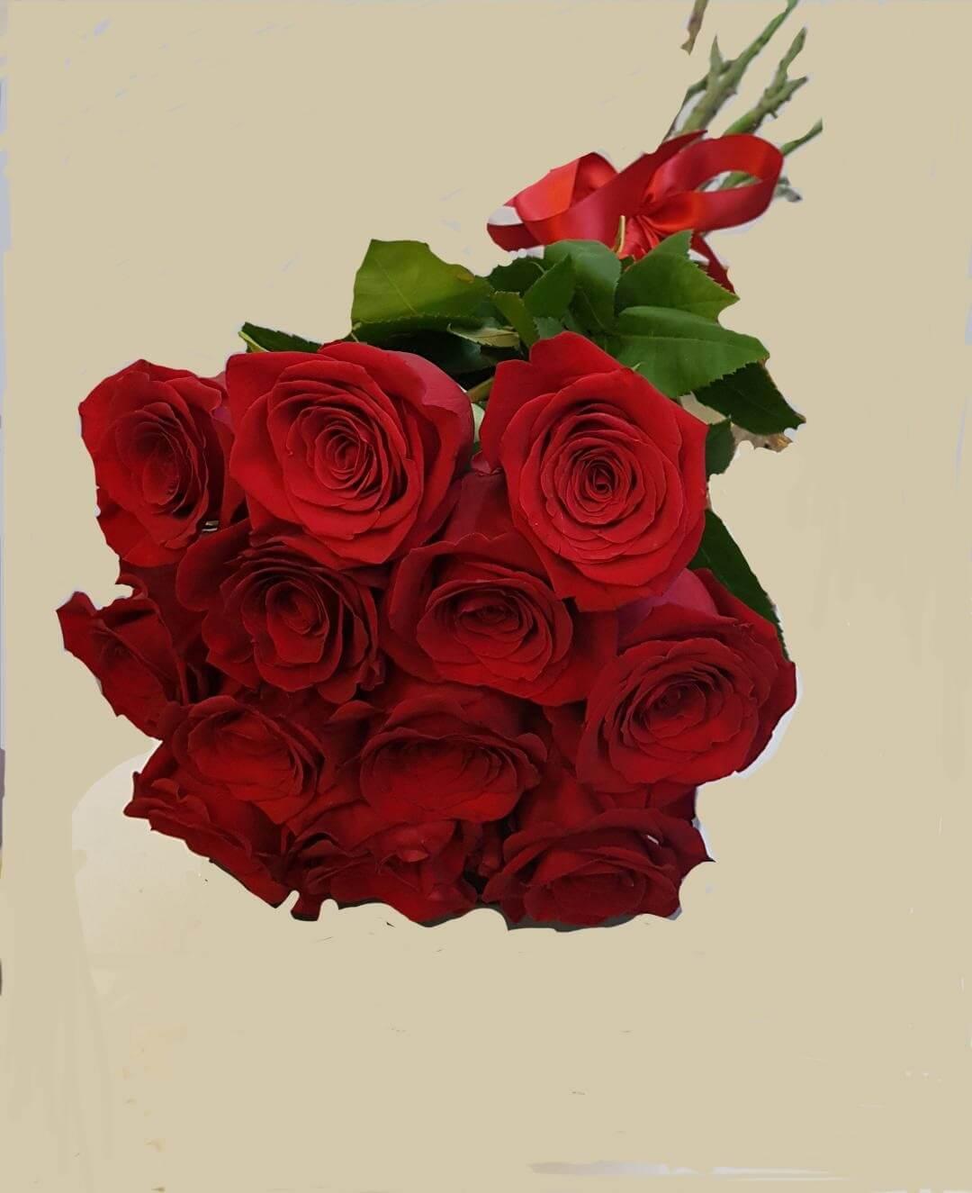 Fascio 50 Rose Rosse | PassioneFiori.it Fiori freschi a