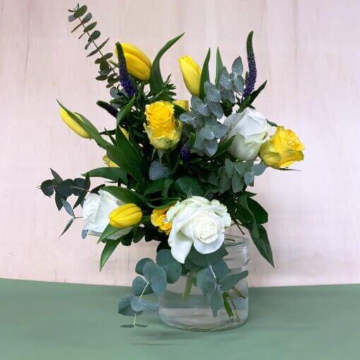 Festa della Donna bouquet di fiori misti Pescara